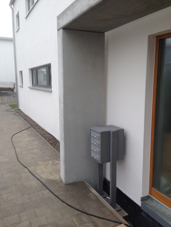 Vordach Beton referenzen hieber beton