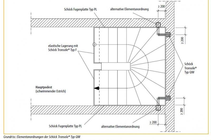 gewendelte standard treppen hieber beton. Black Bedroom Furniture Sets. Home Design Ideas