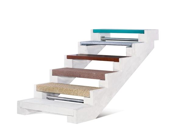 fertigteiltreppe varioflex hieber beton. Black Bedroom Furniture Sets. Home Design Ideas