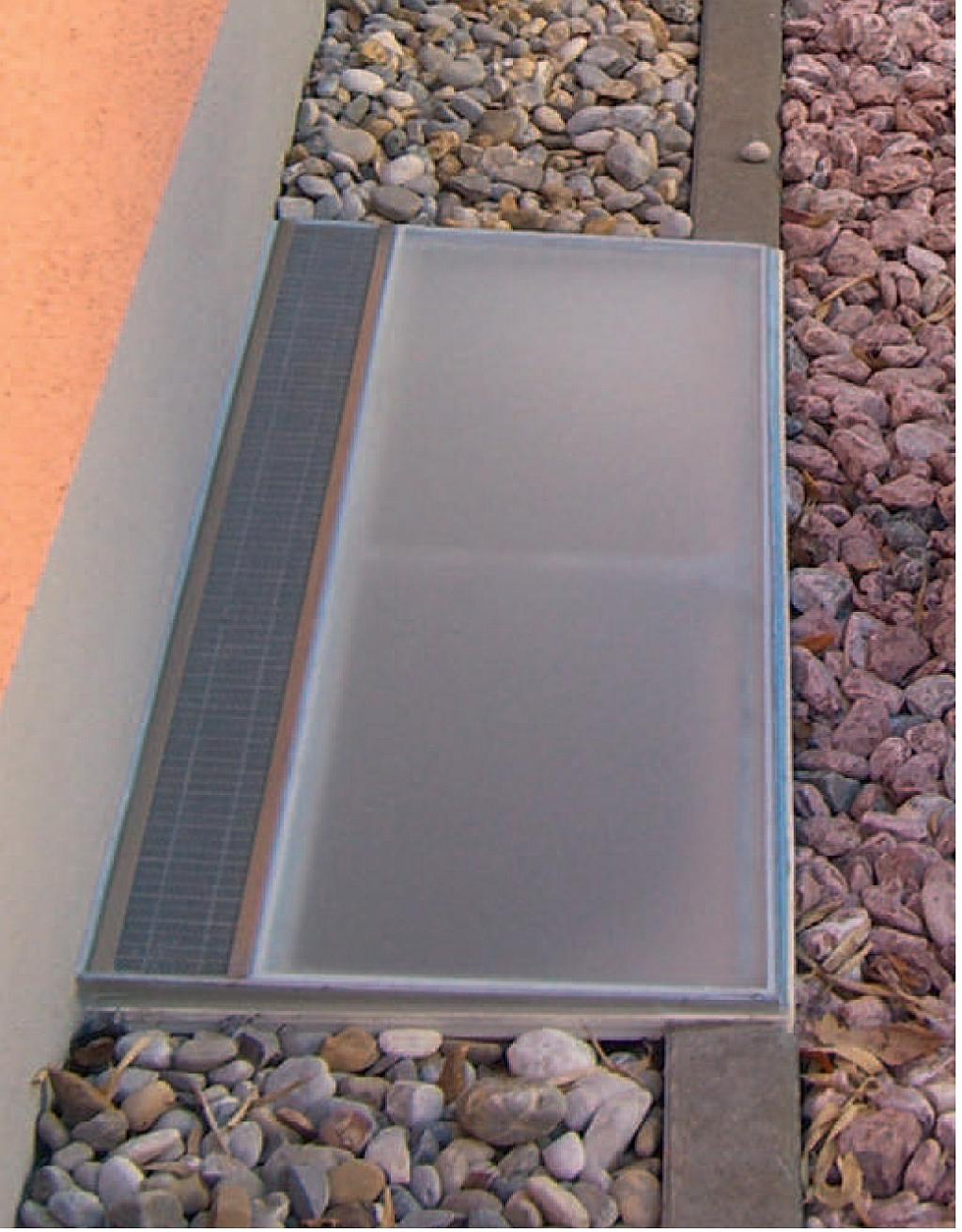 lichtfluter mit oder ohne bel ftungsgitter hieber beton. Black Bedroom Furniture Sets. Home Design Ideas