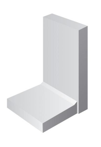 winkelst tzelemente standard hieber beton. Black Bedroom Furniture Sets. Home Design Ideas