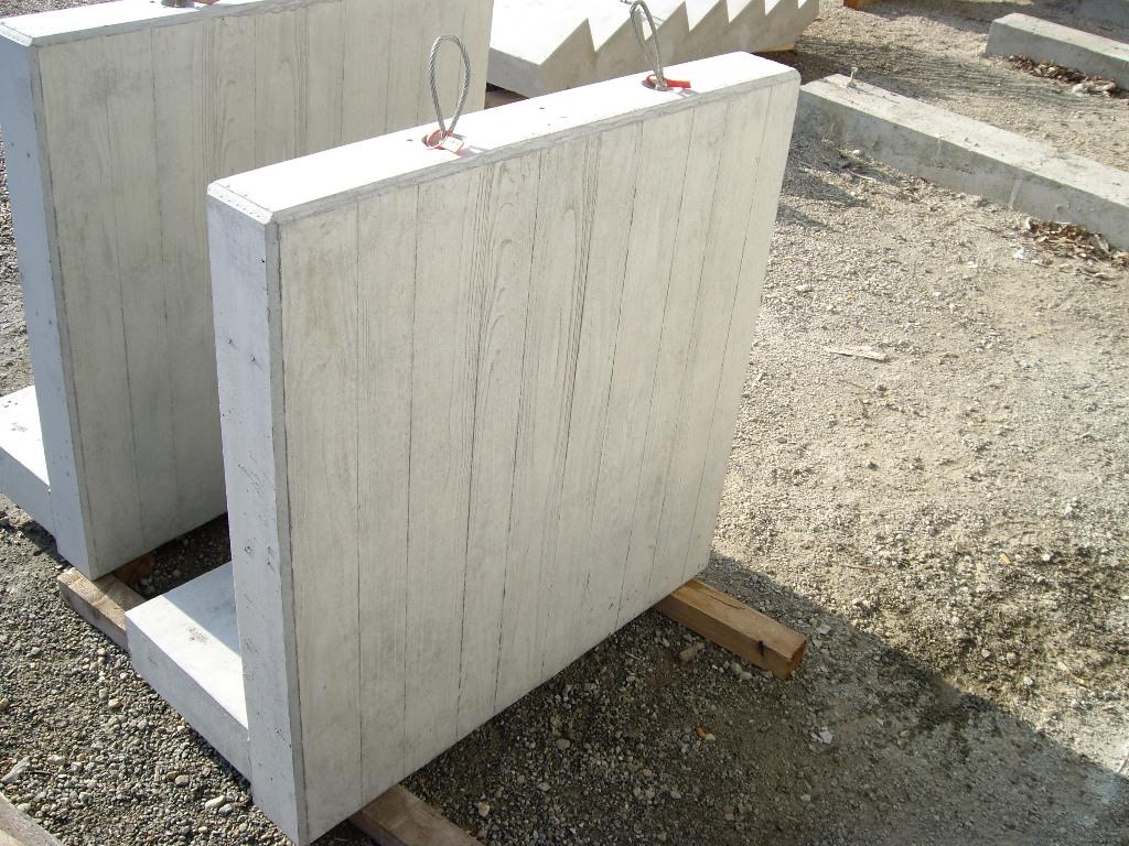 Winkelelemente beton